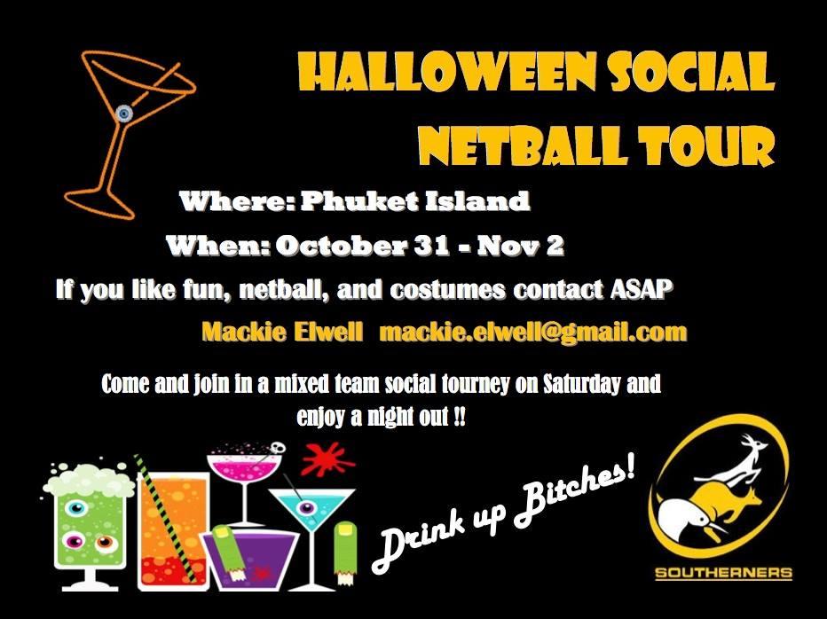 Southo Netball Tour