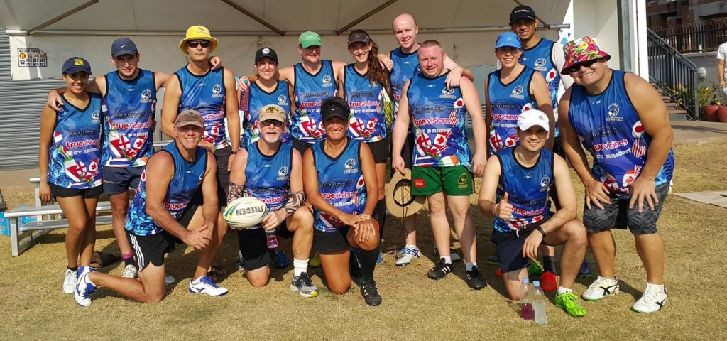 Touch Rugby - Southerners Sports Club Bangkok